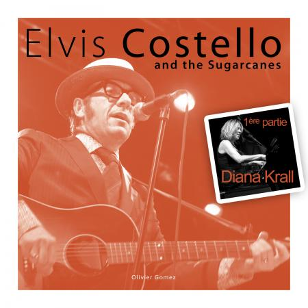 DIANA KRALL // ELVIS COSTELLO AND THE SUGARCANES