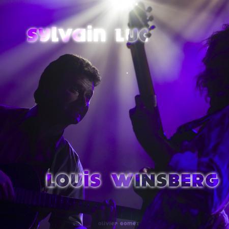 SYLVAIN LUC & LOUIS WINSBERG
