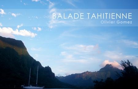 BALADE TAHITIENNE