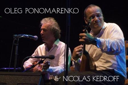 NICOLAS KEDROFF & OLEG PONOMARENKO