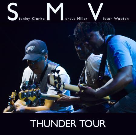 SMV THUNDER TOUR