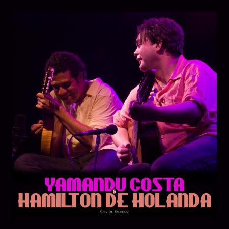 YAMANDU COSTA & HAMILTON DE HOLANDA
