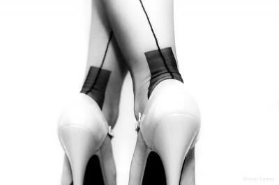 olivier gomez,photographe corse,bas coutures,talons hauts
