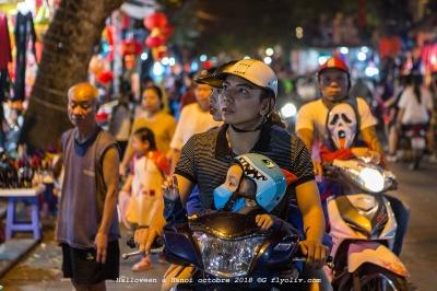 hanoi,vietnam,halloween,bertrand,daiguson,photographe