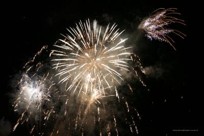 olivier gomez,photographe corse,feu d'artifice