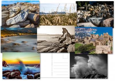 olivier gomez,photographe-corse,carte postale commune lumiu,lumio,balagne