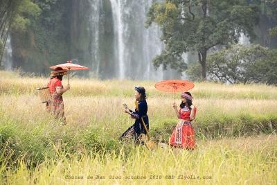 vietnam,bertrand daiguson,olivier gomez,photographe corse,flyoliv.com,chutes de ban gioc