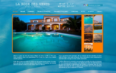 la rose des vents,lumio,flyoliv team,location corse,villa corse,tourisme corse,site vitrine