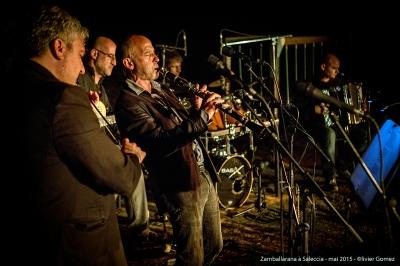 olivier gomez photographe corse zamballarana concert parc salecc