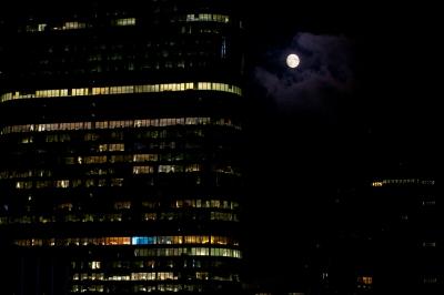 olivier gomez photographe corse la défense nocturne