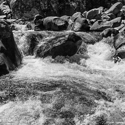olivier gomez,photographe corse,rivière,vitesse lente