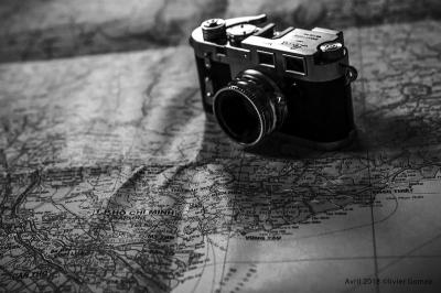 olivier gomez,photographe corse,carte,minox,leica