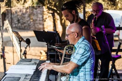 olivier gomez photographe corse jazz in lumiu clos culombu