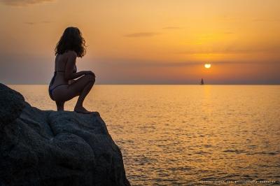 olivier gomez,photographe corse,coucher de soleil,soleil couchant,punta di spanu,lumiu,veronica