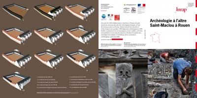 olivier gomez,photographe corse,archeologie,aitre saint maclou,rouen