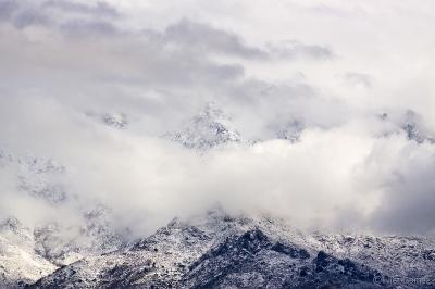olivier gomez,photographe corse,neige,balagne