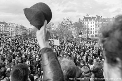 olivier gomez,photographe corse,manifestations,opera bastille,paris
