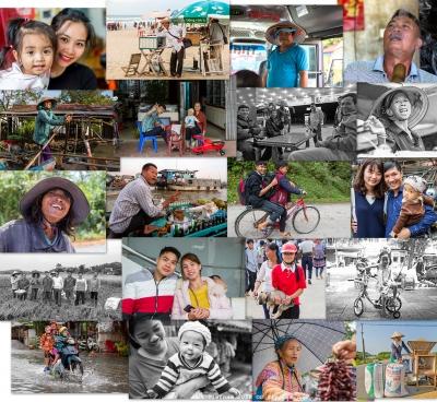 vietnam,bertrand daiguson,olivier gomez,photographes