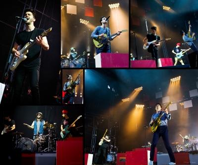 olivier gomez,photographe corse,concerts,bb brunes,armada 2013,rouen
