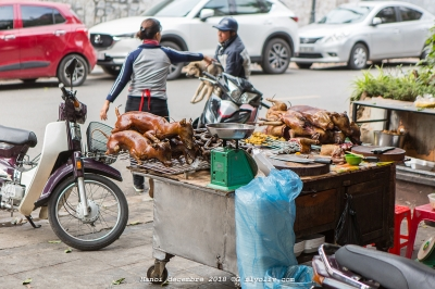 hot dog,hanoi,rues,vietnam